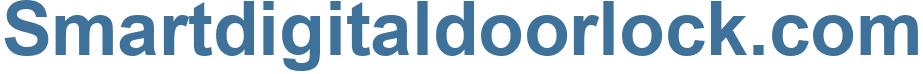 Smartdigitaldoorlock.com - Smartdigitaldoorlock Website